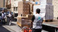 Türkiye'den Kudüs'e bir tır ilaç ve tıbbi malzeme yardımı