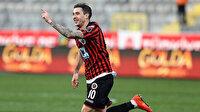 Eyüpspor'a bir Süper Lig golcüsü daha
