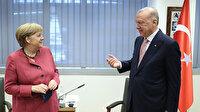 Almanya Başbakanı Merkel: Türkiye ile birbirimize bağımlıyız