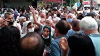 """HDP'li Deniz Poyraz'ın cenazesinde """"başkan Apo sağ olsun"""" sözleri"""
