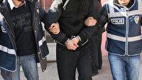 Eylem hazırlığındaki 'Azad Pirsus' kod adlı terörist ile yardım eden 8 kişi yakalandı
