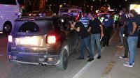 Trafik magandası dehşet saçtı: Kendisi uyaran aracı durdurup 16 el ateş etti