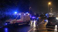 Alkol alan 2 kişi tarafından sağlık çalışanlarına bıçaklı saldırı