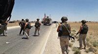 Rus askerlerinden ABD konvoyuna engelleme