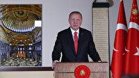 Cumhurbaşkanı Erdoğan'dan yatırım açıklaması: Türkiye'nin ekonomik gelişimini ve yatırım ortamını iyileştirmekte kararlıyız