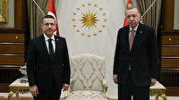 Cumhurbaşkanı Erdoğan görev süresi dolacak Sayıştay Başkanı Baş'ı kabul etti