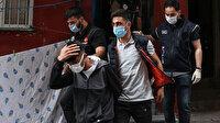 İstanbul'un altı ilçesinde 32 adrese eş zamanlı uyuşturucu operasyonu