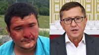 Korumaları gazeteci döven İYİ Partili Türkkan: Babasıyla konuştum mağduriyetlerinin telafisi için yanlarında olacağım