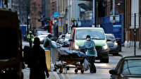 İngiltere'de korkutan gelişme: Solunum cihazına bağlı hasta sayısı yüzde 41 arttı