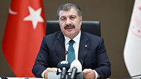 Sağlık Bakanı Koca: Aşılama sırası 18 yaş ve üzerindeki vatandaşlarda