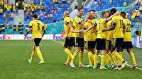 İsveç ve İspanya EURO 2020'de son 16 turuna yükseldi