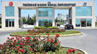 Tekirdağ Namık Kemal Üniversitesi öğretim üyesi alıyor