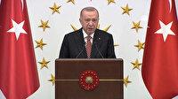 Cumhurbaşkanı Erdoğan: Sadece sosyal medya mecralarıyla vatandaşın kalbine girilemez