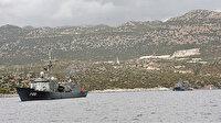 Provokasyona Navtex'li yanıt: Yunanistan anlaşmayı çiğnedi