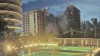 ABD'de 12 katlı bina çöktü: Enkazdan 35 kişi çıkarıldı