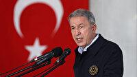 Milli Savunma Bakanı Hulusi Akar: Nereye kaçarlarsa kaçsınlar terörü bitireceğiz