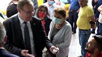 CHP'li seçmenden Öztrak'a tepki: Bu ittifak olaylarını bırakın