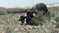 MSB duyurdu: Taciz ateşi açan 3 terörist öldürüldü
