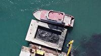 Van Gölü kıyılarında temizlik: 15 günde 6 bin metreküp dip çamuru çıkarıldı