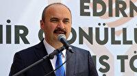 Valisi Canalp: Edirne aşılama oranlarında Türkiye birincisidir