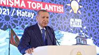 Cumhurbaşkanı Erdoğan: Boşuna uğraşmayın seçim Haziran 2023'te