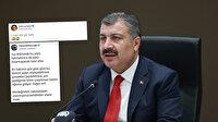 Bakan Koca'dan Portakal ve Kaftancıoğlu'na gönderme: Umarız bugünlerde sık sık güneşe çıkıyorlar