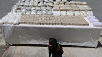 Yıl başından bu yana hudutlarda 879 kilogram uyuşturucu ele geçirildi