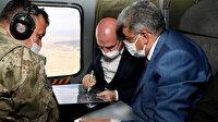 Bakan Soylu'dan Van'da kritik ziyaret:  Tendürek'e de sürpriz olacak