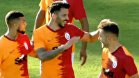 Galatasaray-Dinamo Bükreş maç özeti ve golleri izle
