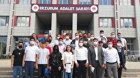 AK Partili gençler Kılıçdaroğlu'nun 'Katar' yalanı hakkında suç duyurusunda bulundu: Ucuz siyasetini asla unutmayacağız