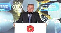 Türksat 5A hizmete başladı: Cumhurbaşkanı Erdoğan butona bastı ilk görüntü geldi