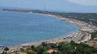 Çanakkale'de son 92 yılın en sıcak Haziran ayı