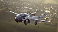 Uçan araba hayali gerçek oldu: Slovakya'da üretilen araba şehirlerarası ilk uçuşunu gerçekleştirdi