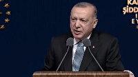 """""""Bizim kadına şiddetle mücadelemiz İstanbul Sözleşmesi'yle başlamadığı gibi sözleşmeden çekilmekle de bitecek değildir"""""""