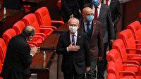 Kemal Kılıçdaroğlu'na ait dokunulmazlık dosyası Meclis'te