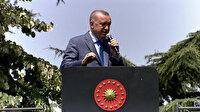 Cumhurbaşkanı Erdoğan: Altay tankını inşallah 2023'ün başında orduya teslim törenini yapacağız