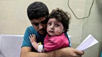 İsrail saldırıları nedeniyle Gazze'deki çocukların yüzde 91'i travma yaşadı