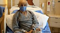 Şeker hastasının yanan ayağı şehir hastanesinde kesilmekten kurtarıldı