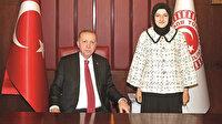 Cumhurbaşkanı'ndan Akyurt'a fuar alanı desteği