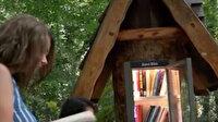 Kocaeli'de Türkiye'nin ilk orman kütüphanesi açıldı