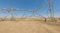 Irak'ta elektrik santrallerine bombalı saldırı: 7 ölü 11 yaralı