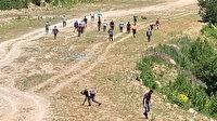 Sarıkamış'ta taş temizliği: Çok sayıda vatandaş gönüllü olarak katıldı