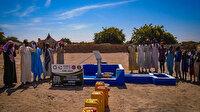Hayrat İnsani Yardım Derneği'nden Şehitler için 500 su kuyusu projesi