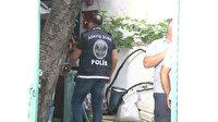 İstanbul'un 10 ilçesinde uyuşturucu operasyonu: Aranan şahıs solunum cihazına bağlı çıktı