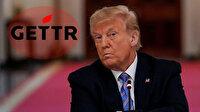 Eski ABD Başkanı Donald Trump'ın sosyal ağı Gettr'e siber saldırı düzenlendi