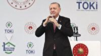 Cumhurbaşkanı Erdoğan: Altyapı ve ulaşımda 81 ile çağ atlattık