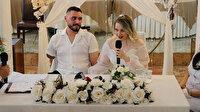 Pençe-Şimşek operasyonunda sağ kol ve bacağını kaybetti: Gazi uzman çavuş hastanede evlendi