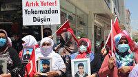 Vanlı anne PKK tarafından kaçırılan çocuğuna kavuştu ama mücadelesinden vazgeçmedi