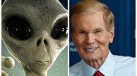 NASA Başkanı Bill Nelson'dan çarpıcı 'UFO 'açıklaması: Uzaylılar var iletişime geçecekler