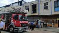 Başakşehir'de Demirciler Sanayi Sitesi'nde patlama: Bir kişi yaralandı